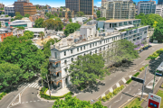 Former Sydney Eye Hospital in Woolloomooloo on the market