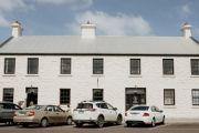 A 163-year-old bluestone pub in Port Fairy reopens after renovation
