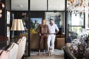 The ultimate entertainer: Inside Bruce and Chyka Keebaugh's penthouse