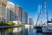 Docklands' image revival: two and three-bedroom apartments are on the rise