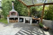How a wood-fired pizza oven made our house feel like home