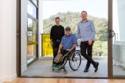 'I feel blessed': The family-owned business providing stylish homes for those with a disability
