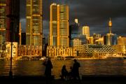 Sydney's CBD office towers less than half full