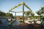 Two rooftop terraces a luring factor of new apartments coming to Belconnen
