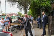 Sydney auctions: Camperdown townhouse that failed to sell last year snapped up for $1.8 million