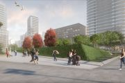 'An experiment on a huge scale': Australia's biggest urban renewal project