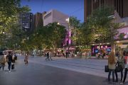 Australia's first high street comes back to life in Sydney's 'central social district'
