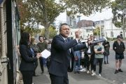 Melbourne property market back in business this weekend with auctions and inspections back
