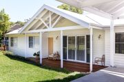 Transforming a 'dark and pokey' 1960s weatherboard cottage into a coastal dream home