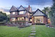 Live like royalty in this $8m Tudor-inspired Killara home