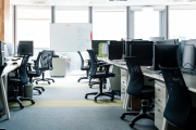 Hybrid working, health and safety to push up office costs