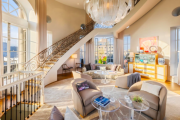 Bargain? Glamorous penthouse apartment sells for a 75 per cent discount
