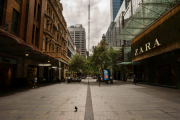 Retail vacancy hits new heights as shutdowns create CBD ghost towns