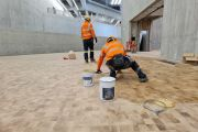 Melbourne parquetry specialist saves the day in Hong Kong's M+ Museum