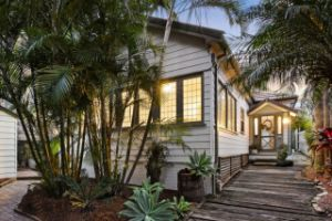 Northern beaches house almost doubles in value in three years