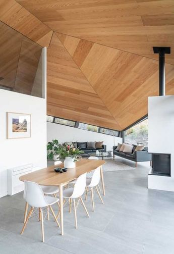 The Hawk House on New Zealand's South Island.