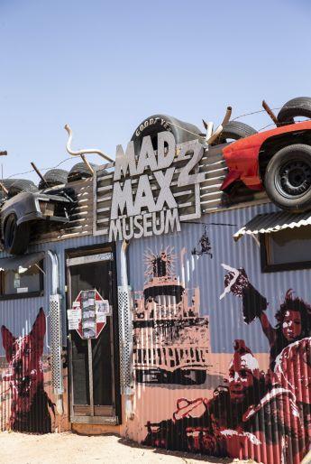 Mad Max Museum, Silverton