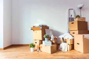 The secret to downsizing and learning to let go