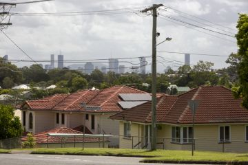 Brisbane property prices soften again, units record steepest drop in 18 years