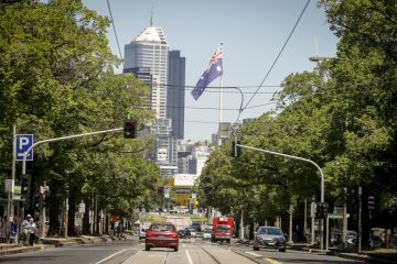 What are Melbourne's most generous suburbs?