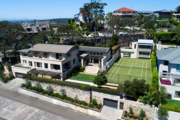 Fund manager Rob Luciano buys $18 million Mosman house