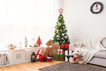 Why putting up your Christmas decorations early can make you happier
