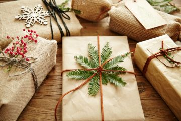 Looking to have reduce your footprint this Christmas? Here's how