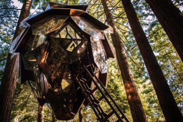 At one with nature: Five luxury treehouses that aren't just for kids