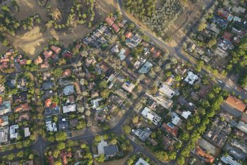 The postcodes around Australia behind on mortgage repayments