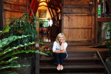 Music legend sells her luxury Byron spa for $30m to Andrew Forrest