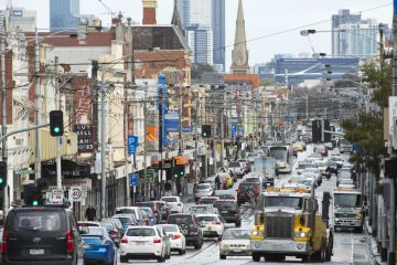 Tackling the city's transport woes: Melbourne's most congested suburbs