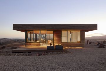 Living off the grid: Two cabins that prove sustainability can be beautiful