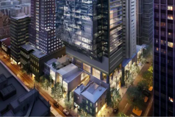 Melbourne office market grows bigger than Sydney, but vacancies surge