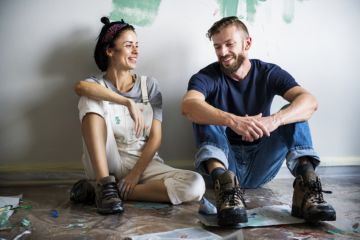 The best way to learn about renovating isn't by renovating