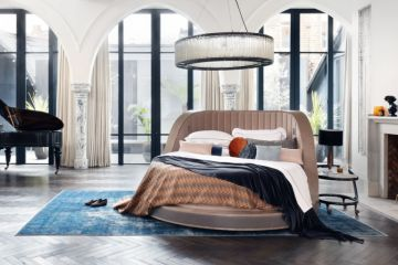 How much? Luxurious rotating bed retailing for an eye-watering $442,000