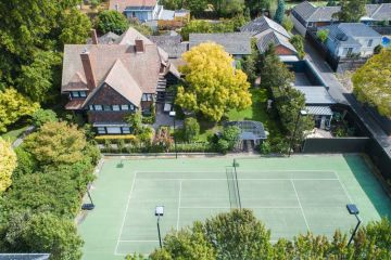 The Melbourne tennis court that just got $1.32 million cheaper