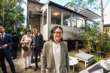 'Now's as good a time as any': Young investor outbids first-home buyers on Lewisham house