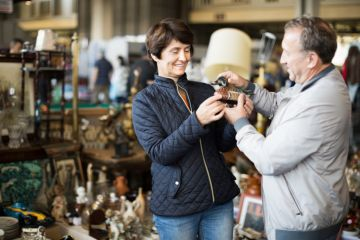 The warning signs: Experts give their top tips on buying antiques