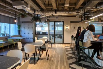 Landlord opens flexible workspacein Sydney building