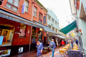 Goldsmith's digs on Hardware Lane a glittering CBD prize