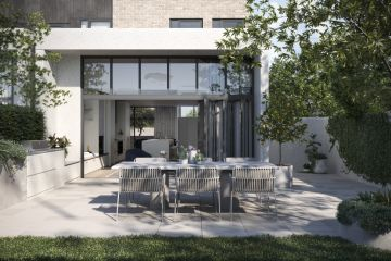 The Moonee Ponds homes drawing inspiration from the suburb's historic racetrack