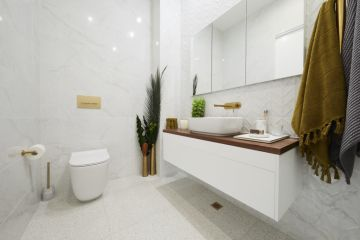 Seven things you didn't know you needed in a bathroom renovation