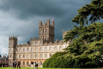 Inside the real-life Downton Abbey and the reality of renovating an ageing castle