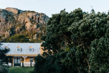 Ship to shore: Inside the restoration of Tasmania's new boutique guesthouse