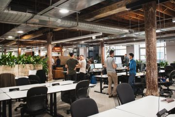 Co-working focus paying off for Servcorp