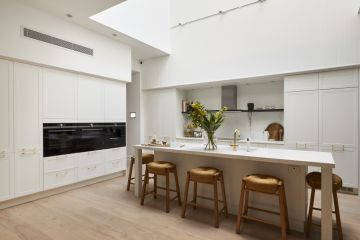 Is the 'work triangle' still the best way to design a kitchen in 2019?