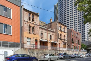 Rare opportunity: 14 'amazing' inner Sydney cottages now up for sale together