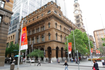 Fullerton Hotel has launched in Sydney's Martin Place
