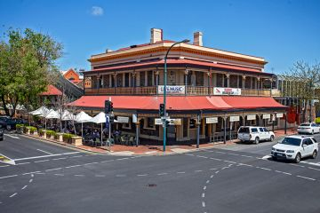 Adelaide pub the Lion Hotel on the market