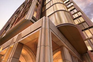 Sydney's professional elite are expected to hone in on this building